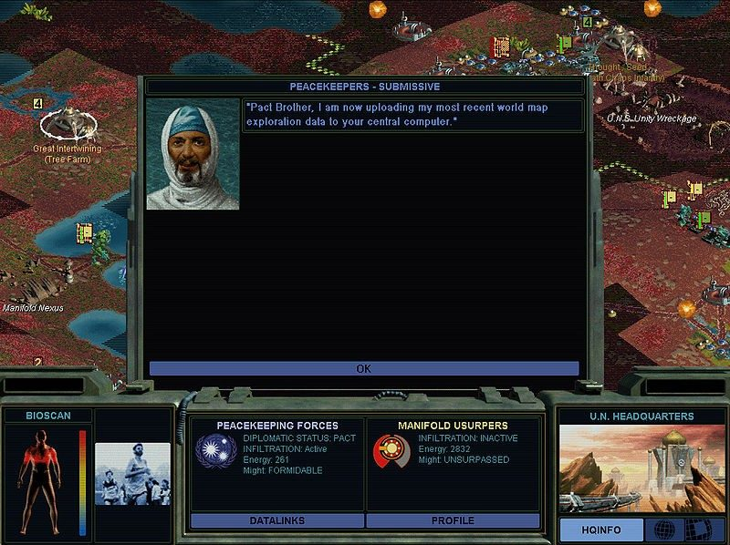 Sid Meier's Alien Crossfire (1999) by Firaxis Games ...