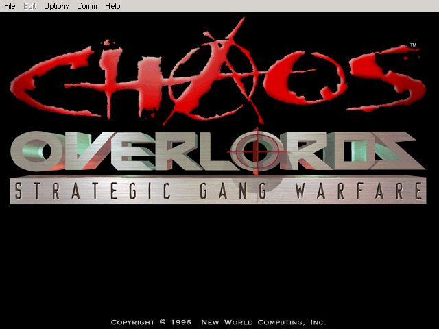 Chaos overlords 1996 by stick man games windows game for Chaos overlords