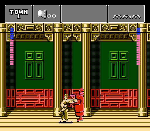 Phantom Fighter  in-game screen image #1