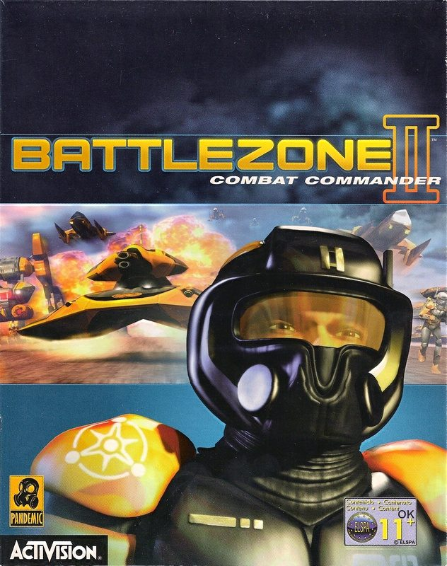 Battlezone ii combat commander 1999 by pandemic studios for Battlezone 2