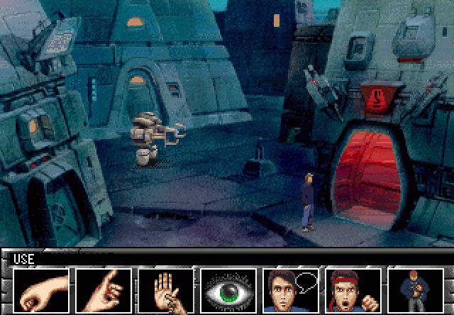Universe (1994) By Core Design Amiga Game