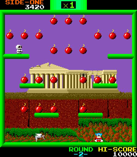 Arcade Bomb Games