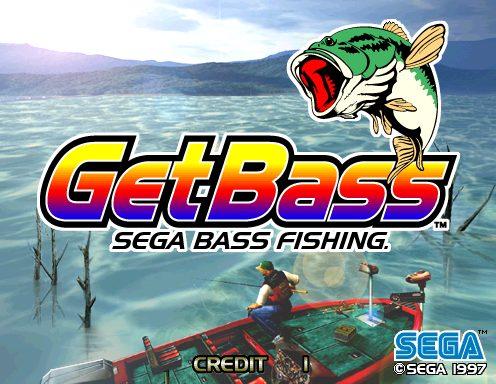 Sega model 3 for Arcade fishing games