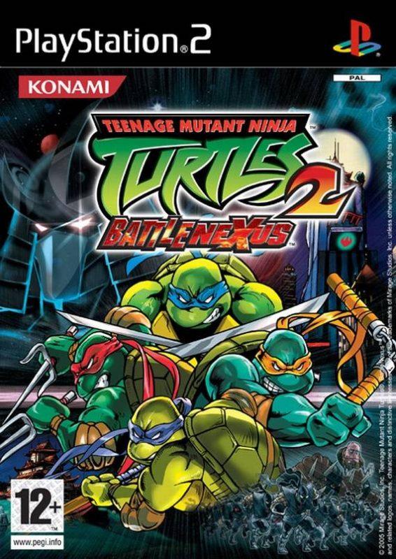 Teenage mutant ninja turtles arcade 1989 download free