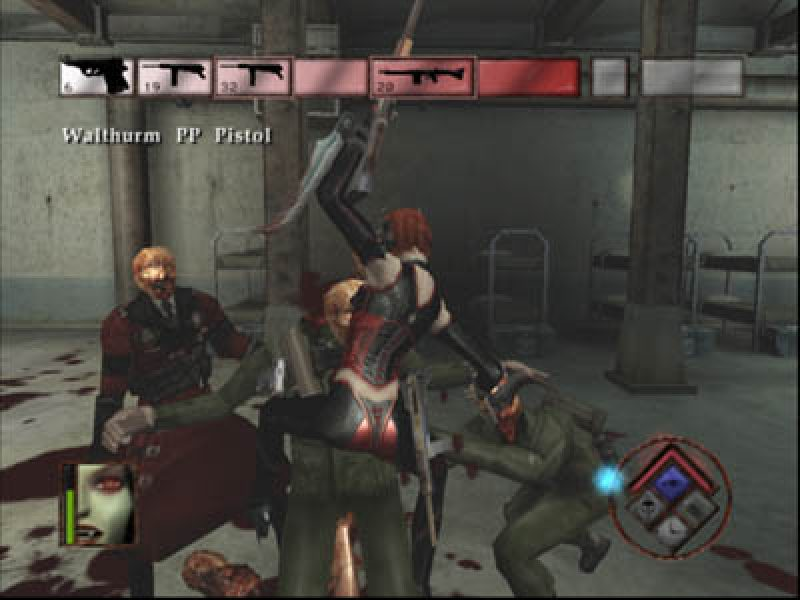 Bloodrayne 2002 By Terminal Reality Gamecube Game