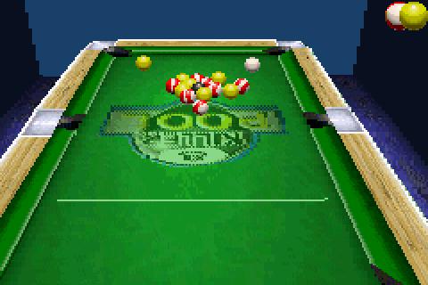 Killer 3D Pool (Game Boy Advance)