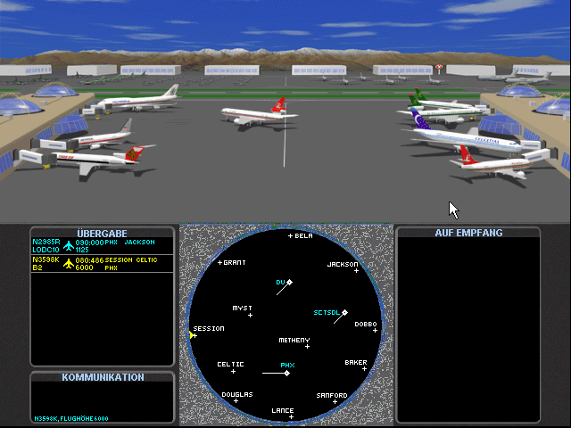 air traffic control online
