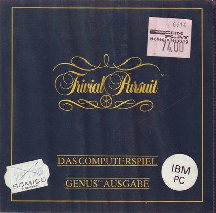 trivial pursuit genus edition instructions