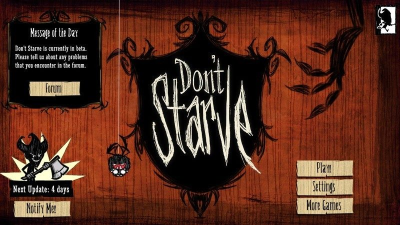 Don T Starve Crafting Ui Mod