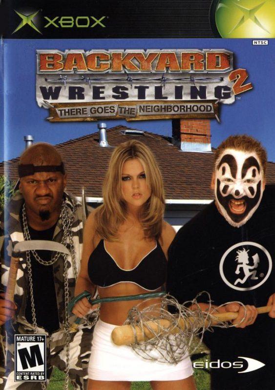 Backyard Wrestling 2: There Goes The Neighborhood (2004 ...