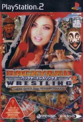 Backyard Wrestling 2: There Goes the Neighborhood (2005 ...