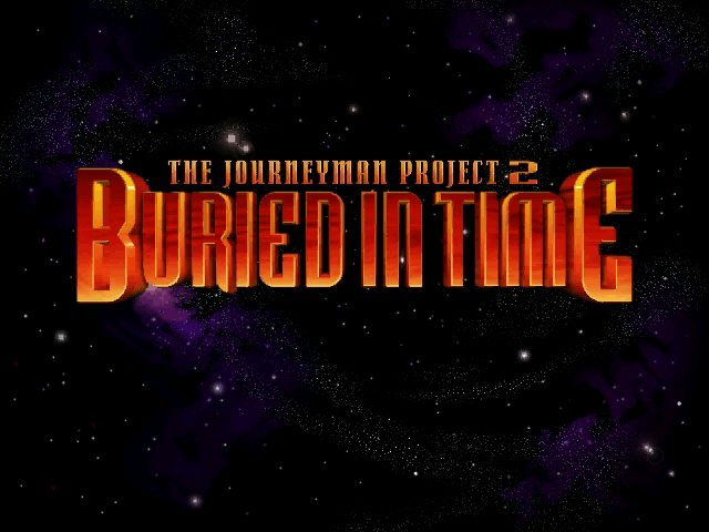 The journeyman project 2 buried in time 1995 by presto for Buried in time