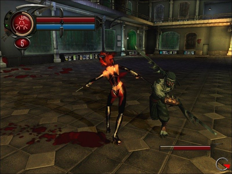 Bloodrayne 2 2005 By Terminal Reality Windows Game