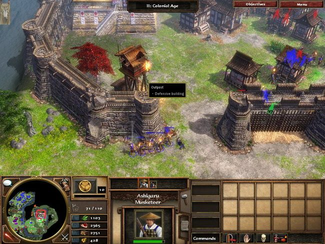 Age of Empires III: The Asian Dynasties (2008) by Ensemble