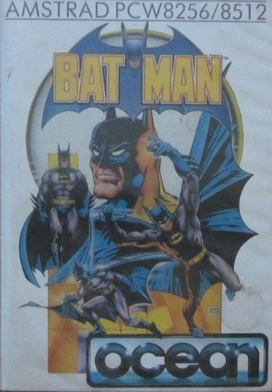 Batman (1986) by Ocean Amstrad PCW game