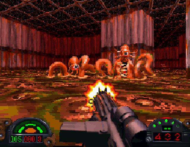 Star Wars: Dark Forces  in-game screen image #1