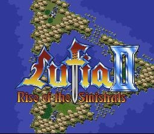 Lufia II: Rise of the Sinistrals (1995) by Neverland SNES game