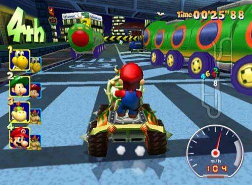Mario Kart Double Dash 2003 By Nintendo Gamecube Game