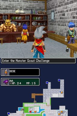 Dragon Quest Monsters Joker 2006 By Square Enix Tose Nintendo Ds Game
