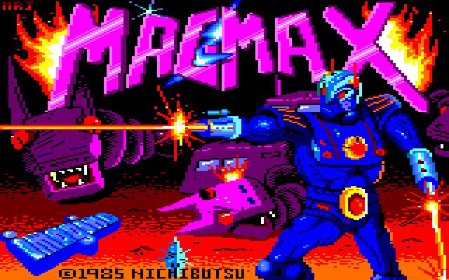 Magmax (NES) 181789