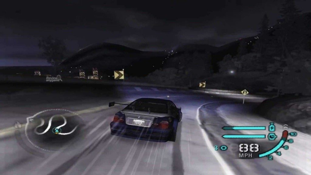 Need For Speed Carbon 2006 By Ea Canada Wii Game