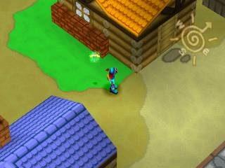 Guardian's Crusade  in-game screen image #2
