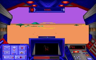 Stellar 7 in-game screen image #1