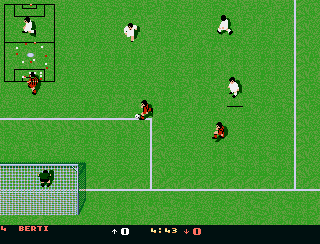 Goal! in-game screen image #1