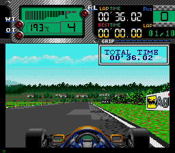 Formula 1 World Championship: Beyond the Limit  in-game screen image #1
