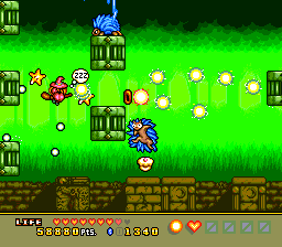 Magical Chase in-game screen image #3