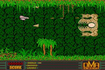 Menace  in-game screen image #2