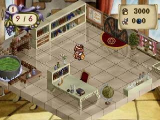 Atelier Elie: The Alchemist of Salburg 2  in-game screen image #3