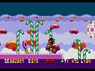 Zool  in-game screen image #1