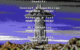 Turrican in-game screen image #2