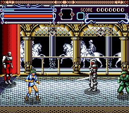 Annet Futatabi  in-game screen image #4