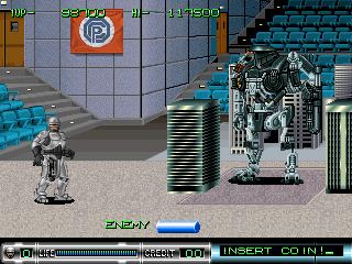 Robocop 2 in-game screen image #2