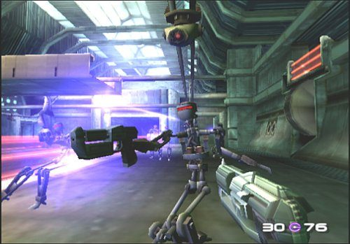 TimeSplitters 2 (2002) by Free Radical Design PS2 game