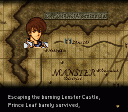 Fire Emblem: Thracia 776  in-game screen image #3