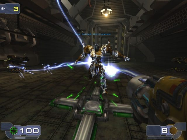 Unreal Tournament 2003  in-game screen image #3