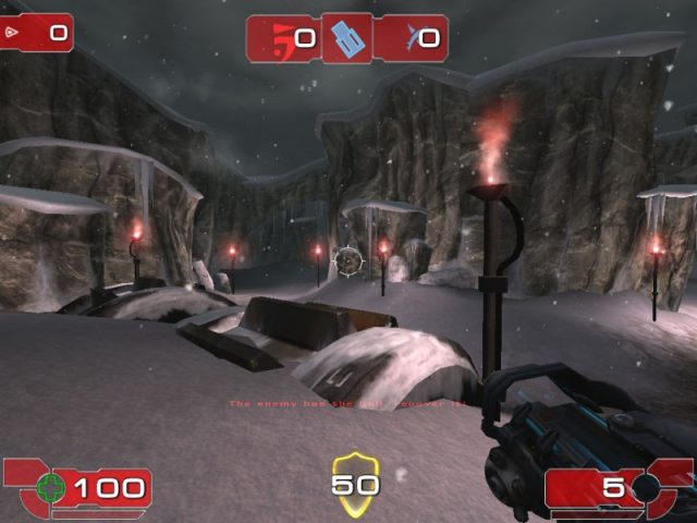 Unreal Tournament 2003  in-game screen image #2
