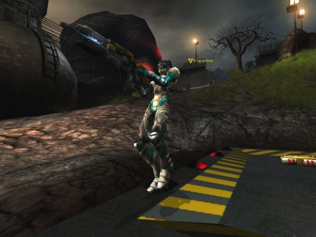 Unreal Tournament 2003  in-game screen image #1
