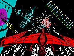 Dark Star title screen image #1