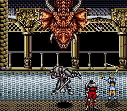 Annet Futatabi  in-game screen image #2