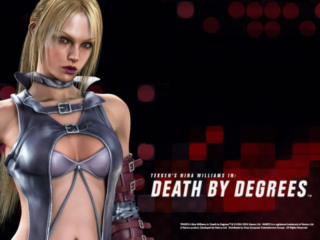 Death by Degrees  game art image #6