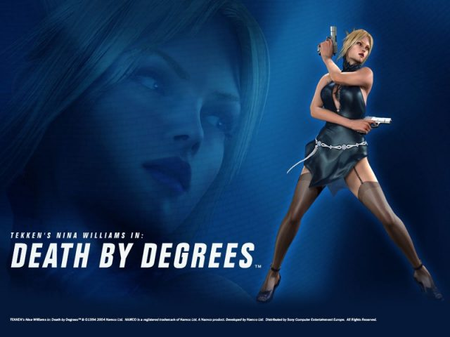 Death by Degrees  game art image #4
