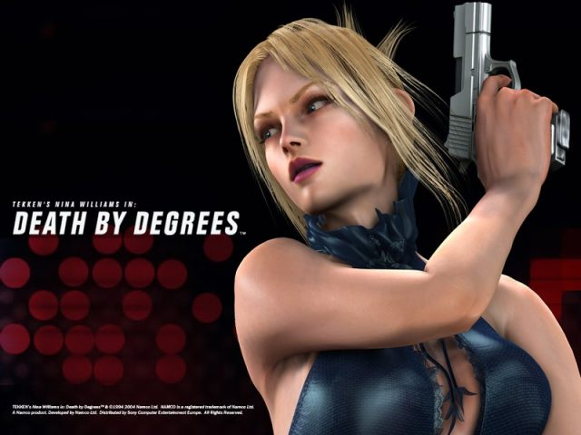Death by Degrees  game art image #3