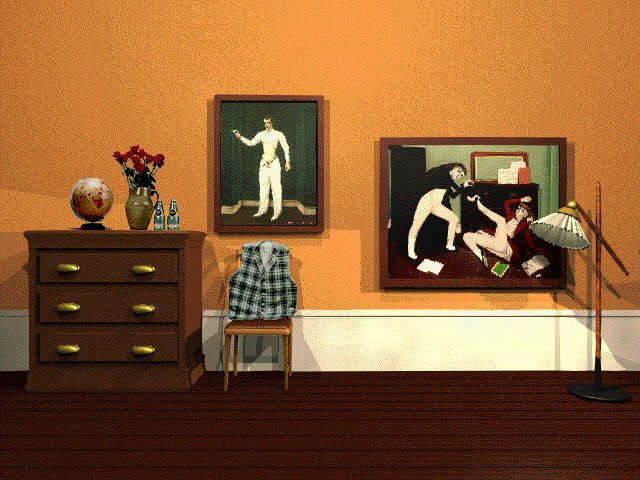 Alice: An interactive Museum in-game screen image #5