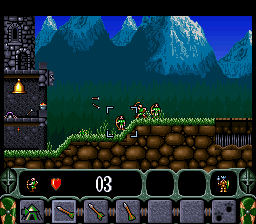 King Arthur's World  in-game screen image #2