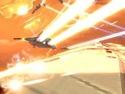 Homeworld 2 in-game screen image #6