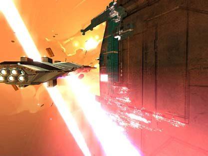Homeworld 2 in-game screen image #5